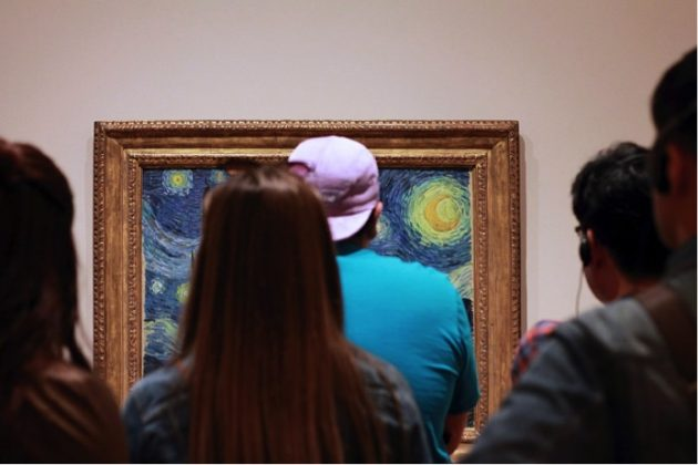Writing on Rediscovering Vincent van Gogh and his Heritage