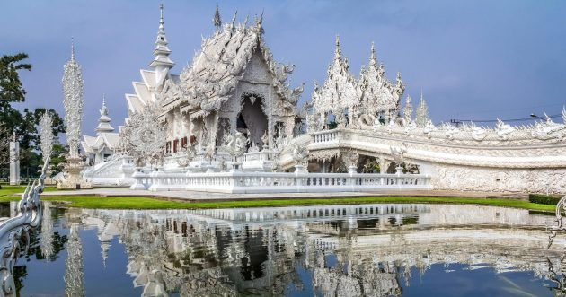 Six of the Worlds Great Architectural Masterpieces