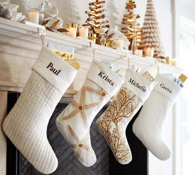 12 Extraordinary White Christmas Decorations That Will Melt Your Heart