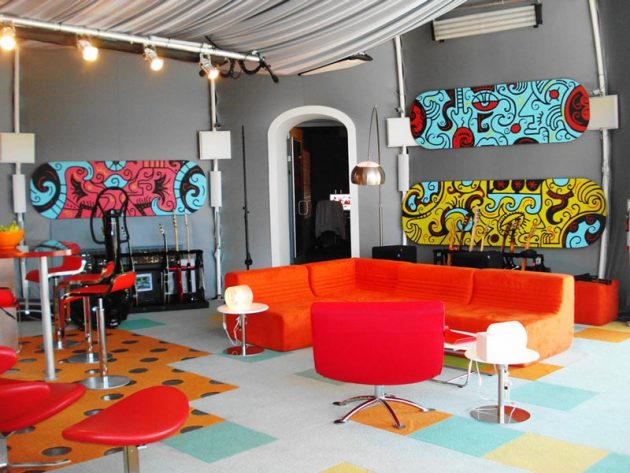 15 Captivating Pop Art Interior Design Ideas