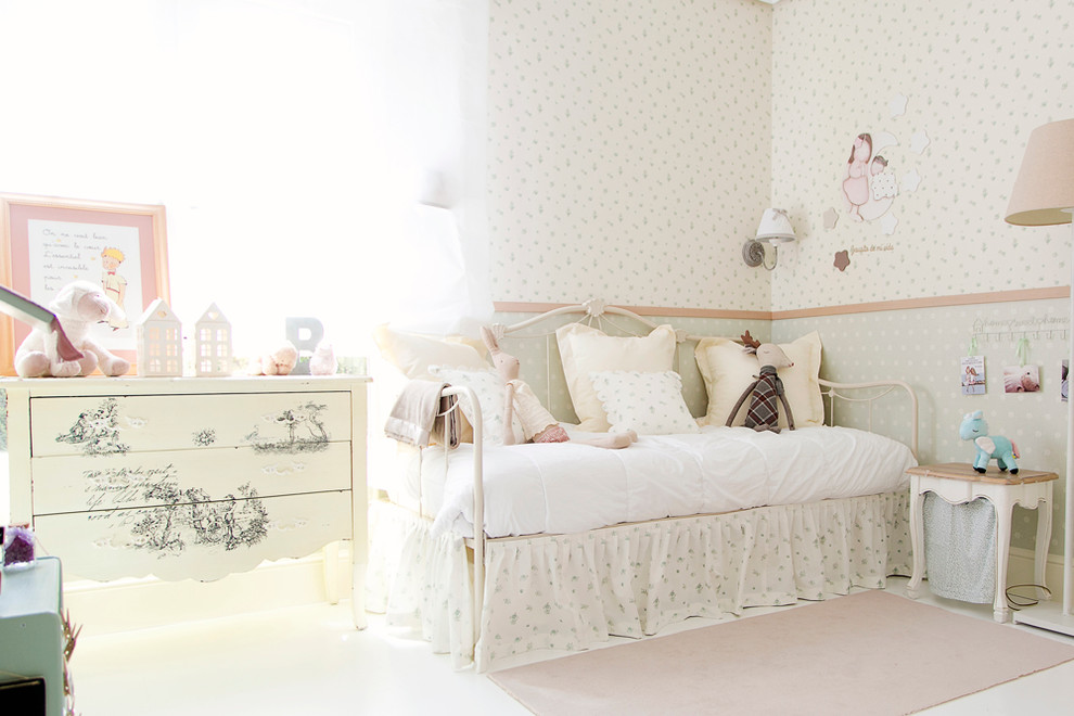 15 Adorable Shabby Chic Kids Room Interior Designs Youll Love