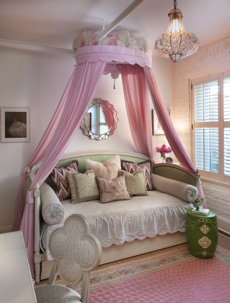 15 Adorable Shabby-Chic Kids' Room Interior Designs You'll Love