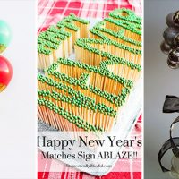 15 Spectacular DIY New Year's Eve Decor To Make Your Party Glitter