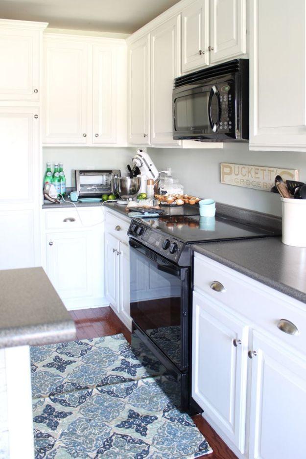 15 Stellar DIY Ideas That Will Help You Update Your Kitchen Cabinets