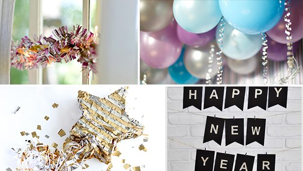 15 Wonderful DIY New Year's Eve Decor Ideas You Should Craft