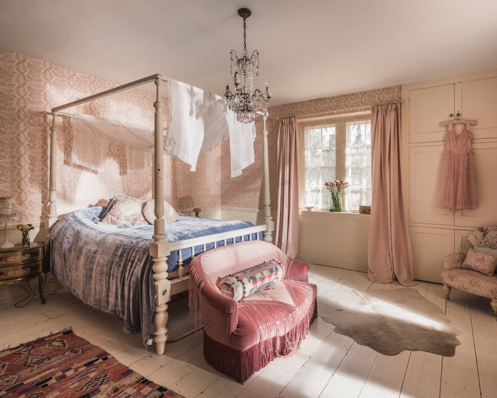 16 Delightful Shabby Chic Bedroom Designs That Will Leave You Breathless