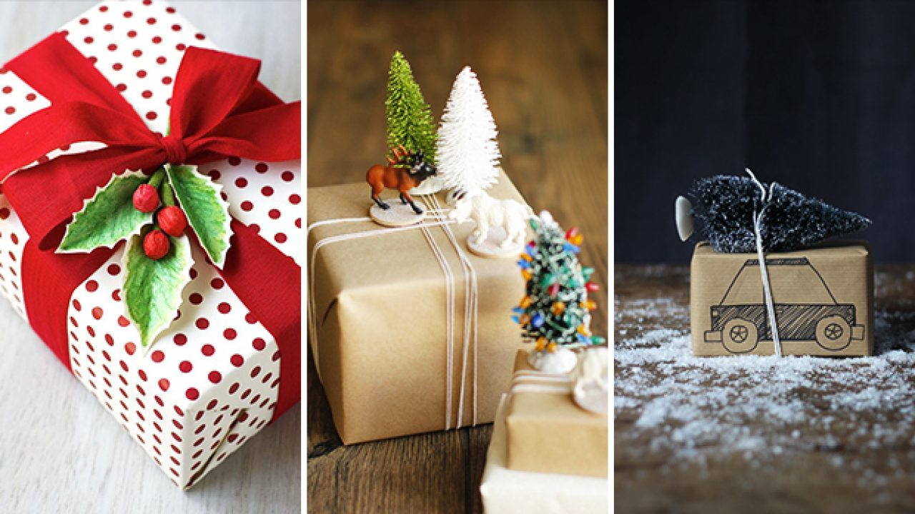 16 Magical Diy Gift Wrapping Ideas That Will Personalize Your