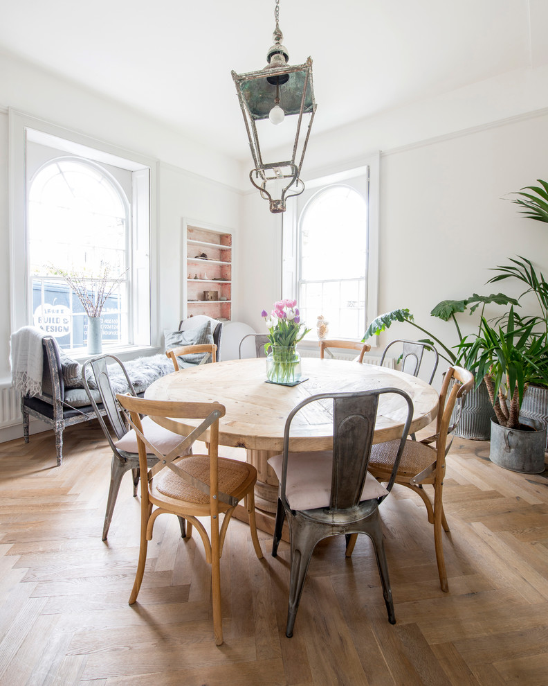 Feast Your Eyes Gorgeous Dining Room Decorating Ideas: 17 Beautiful Shabby-Chic Dining Room Designs You Must See