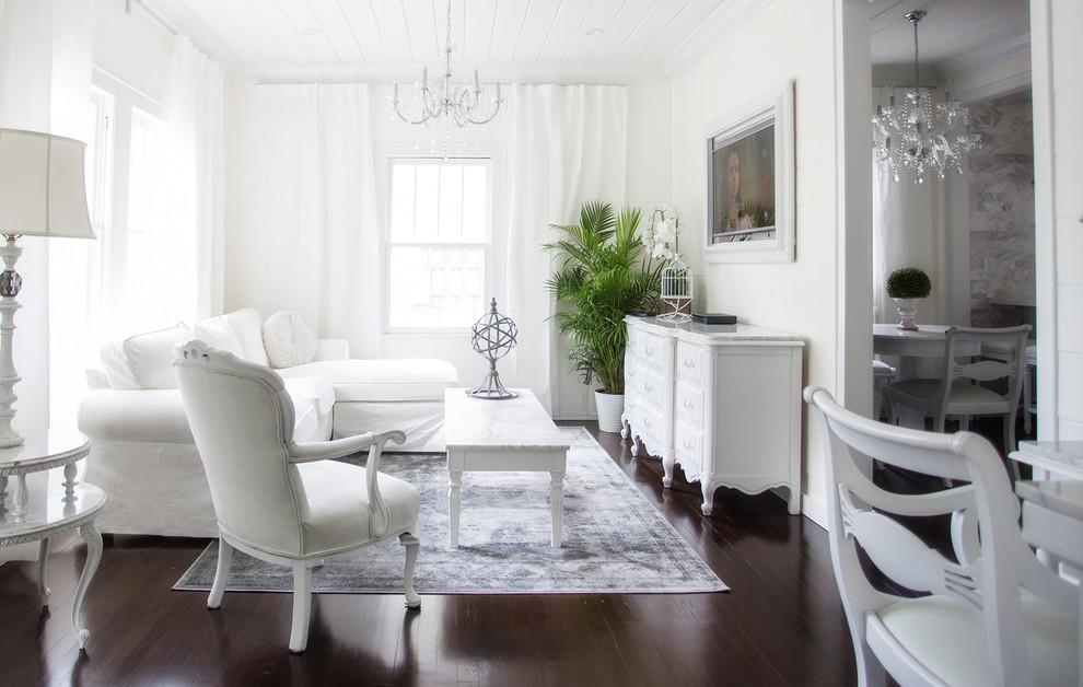 18 Awesome Shabby Chic Living Room Interiors Youre Gonna Love
