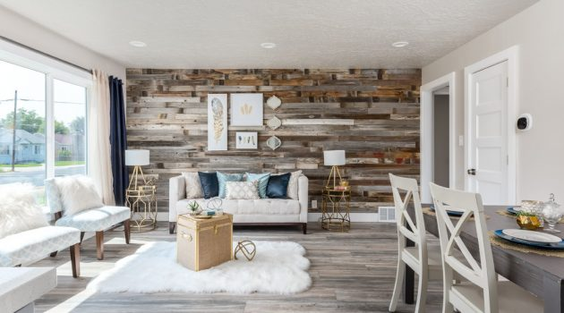 18 Awesome Shabby-Chic Living Room Interiors You're Gonna Love