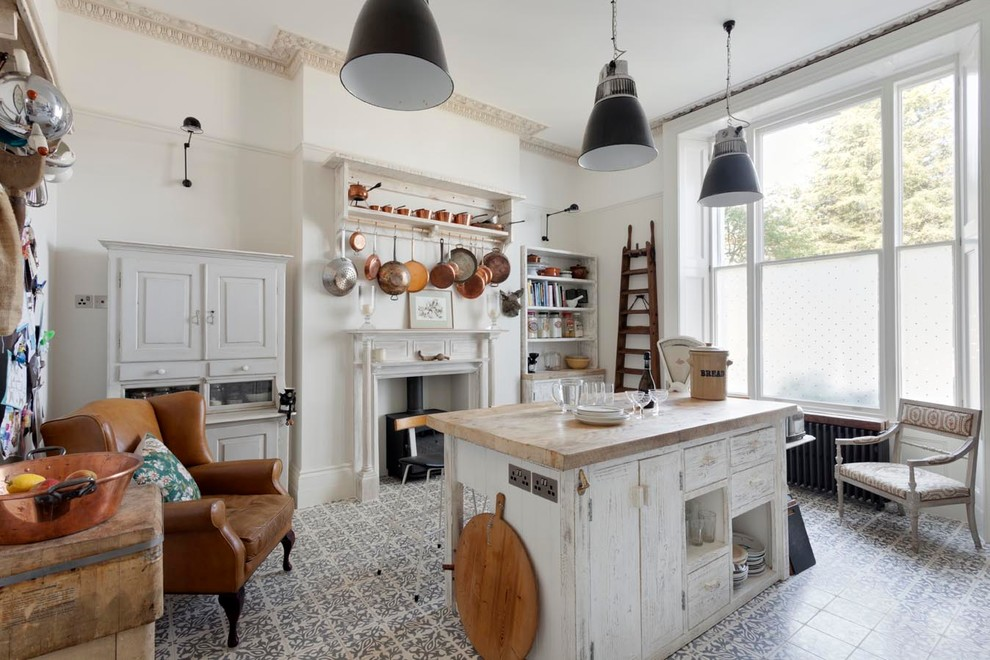 18 Enchanting Shabby Chic Kitchen Designs You Will Fall For
