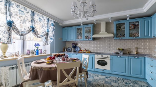 18 Enchanting Shabby-Chic Kitchen Designs You Will Fall For