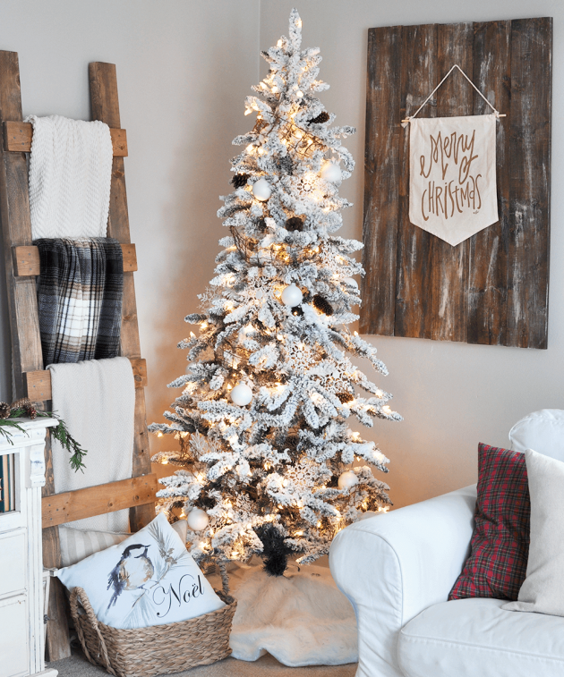 18 Last Minute Rustic Christmas Decorations That Are Worth Seeing