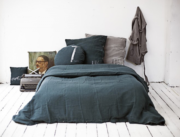 17 Practical Examples How Bed Linen Can Instantly Change The Ambience