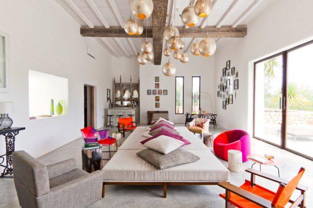 15 Captivating Pop Art Interior Design Ideas
