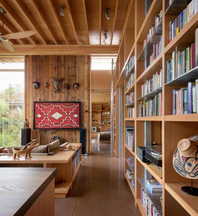 City Cabin by Olson Kundig in Seattle, Washington