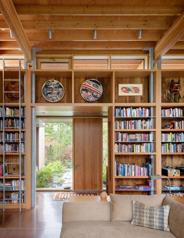 City Cabin By Olson Kundig In Seattle Washington