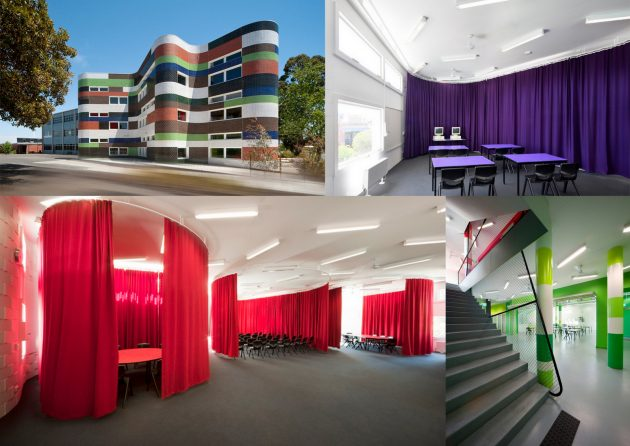 Top 5 Best Looking High School Campuses in the World