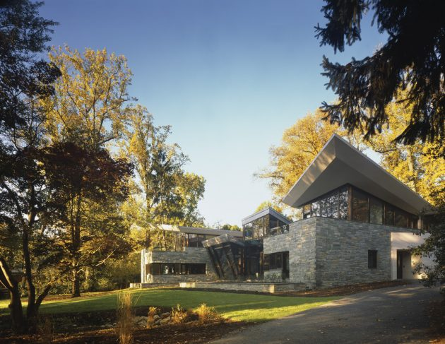 Glenbrook Residence By David Jameson Architect In Bethesda