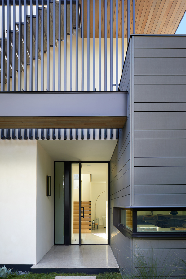 House 007 by Dick Clark + Associates in Austin, Texas