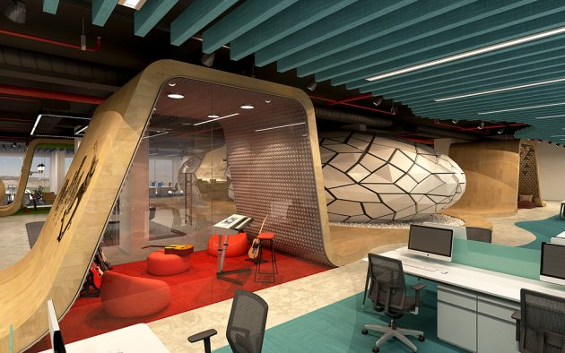 Integrating Architecture with Technology: Informatics Valley