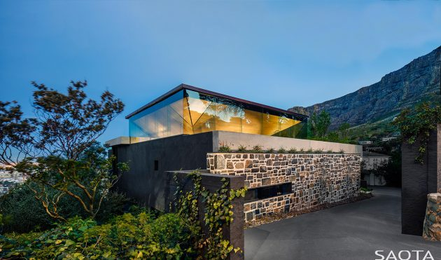 Kloof 119A by SAOTA in Cape Town, South Africa