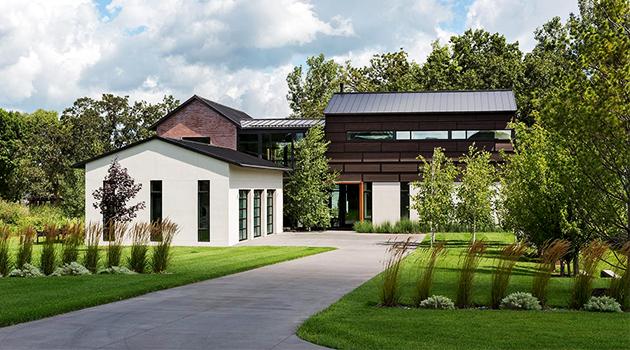 Lake Waconia House by ALTUS Architecture + Design in Minnesota, USA
