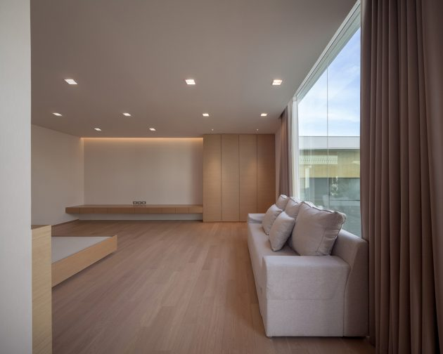 PA House by IDIN Architects in Bangkok, Thailand
