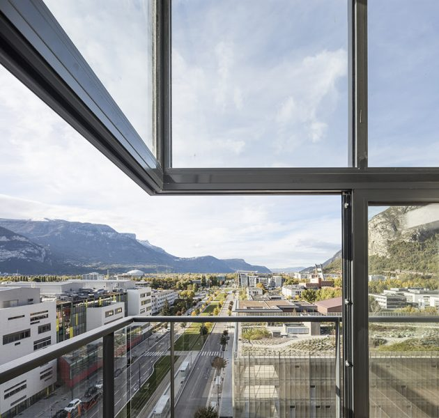 Panache by Maison Edouard Francois in Grenoble, France