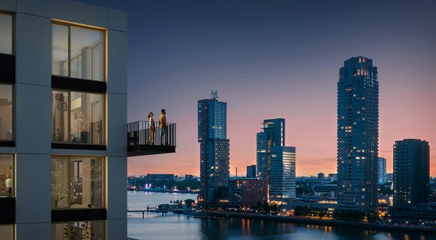 The Netherlands' most expensive penthouse - The Box
