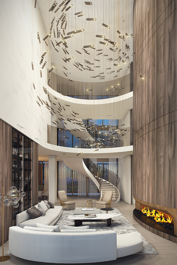The Netherlands' most expensive penthouse   The Box