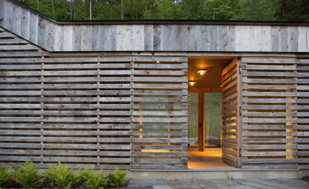 The Woodshed by Birdseye Design in Pomfret, Vermont