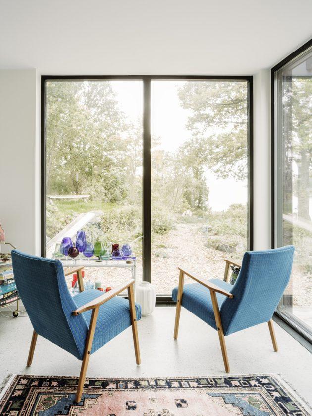 Villa G by Andre Pihl In Southeastern Sweden