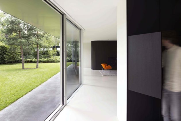 Villa X by Barcode Architects in Brabant, The Netherlands