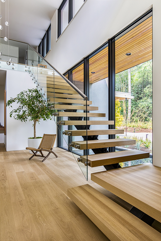 Wildwood Residence by Giulietti Schouten Architects in Portland, Oregon