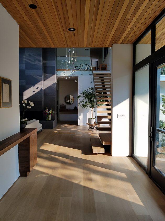 Wildwood Residence by Giulietti Schouten Architects in Portland, Oregon