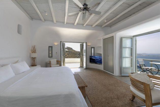 The Unique Architecture of Mykonos