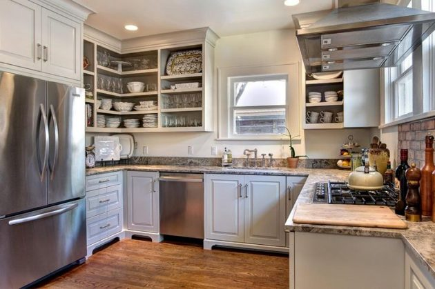 6 Easy Ways To Breathe Life Into Your Old Kitchen Cabinets