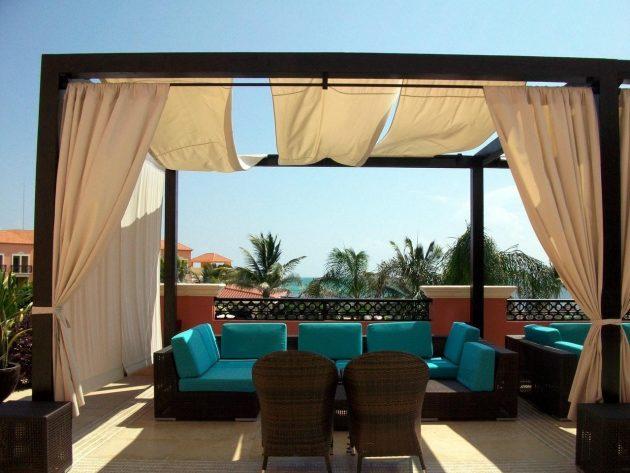Design Ideas for Your Rooftop Garden