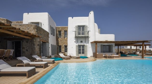 The Unique Architecture of Mykonos