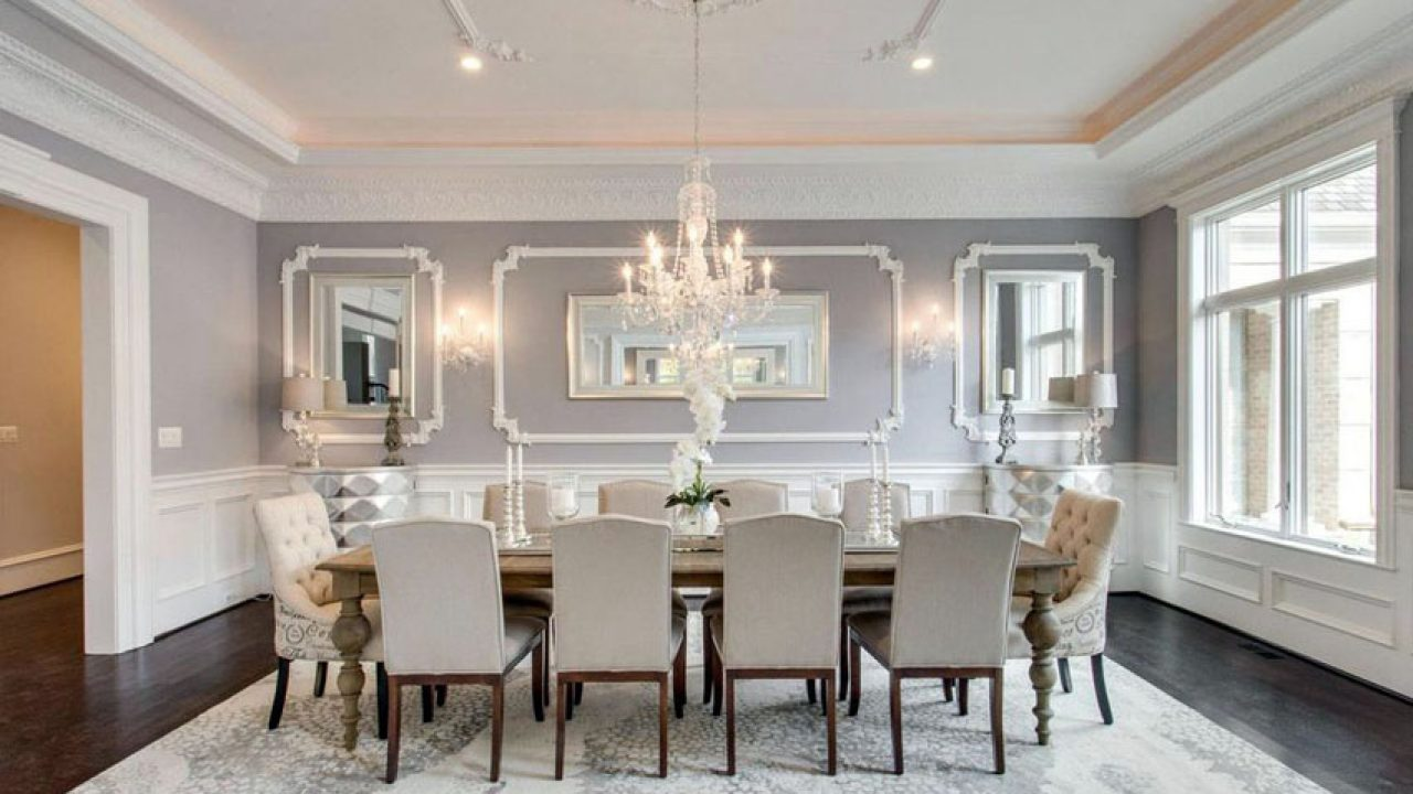 White Chandelier In The Dining Room 12, White Chandeliers For Dining Rooms