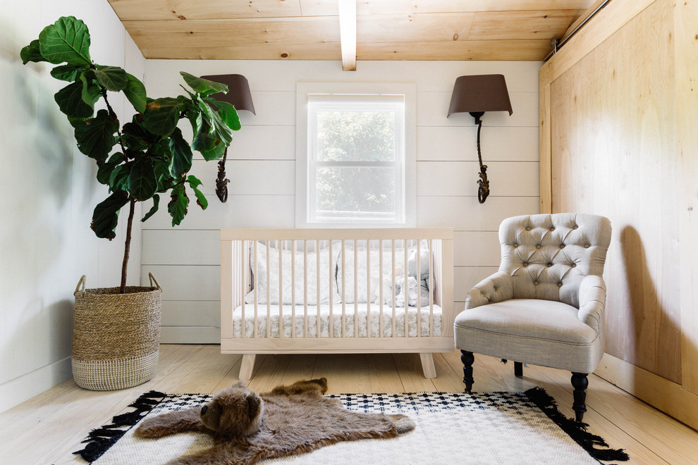 15 Absolutely Charming Farmhouse Nursery Designs You'll Fall In Love With