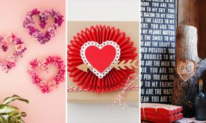15 Adorable DIY Valentine's Gift Ideas You Can Quickly Make With Ease