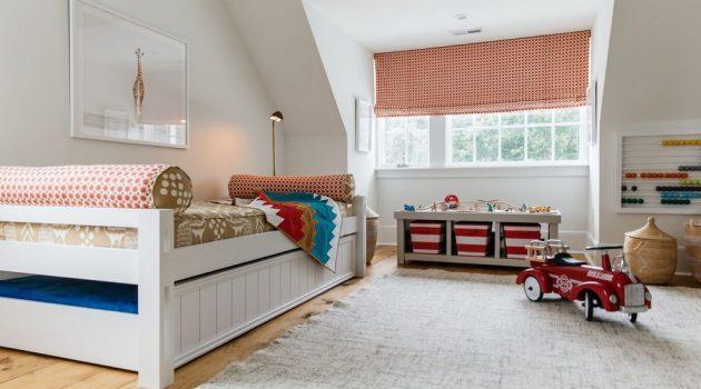 15 Beautiful Farmhouse Kids' Room Interiors You Need To See