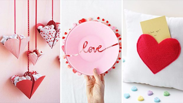 15 Cute And Affordable DIY Valentine's Day Gift Ideas For Her