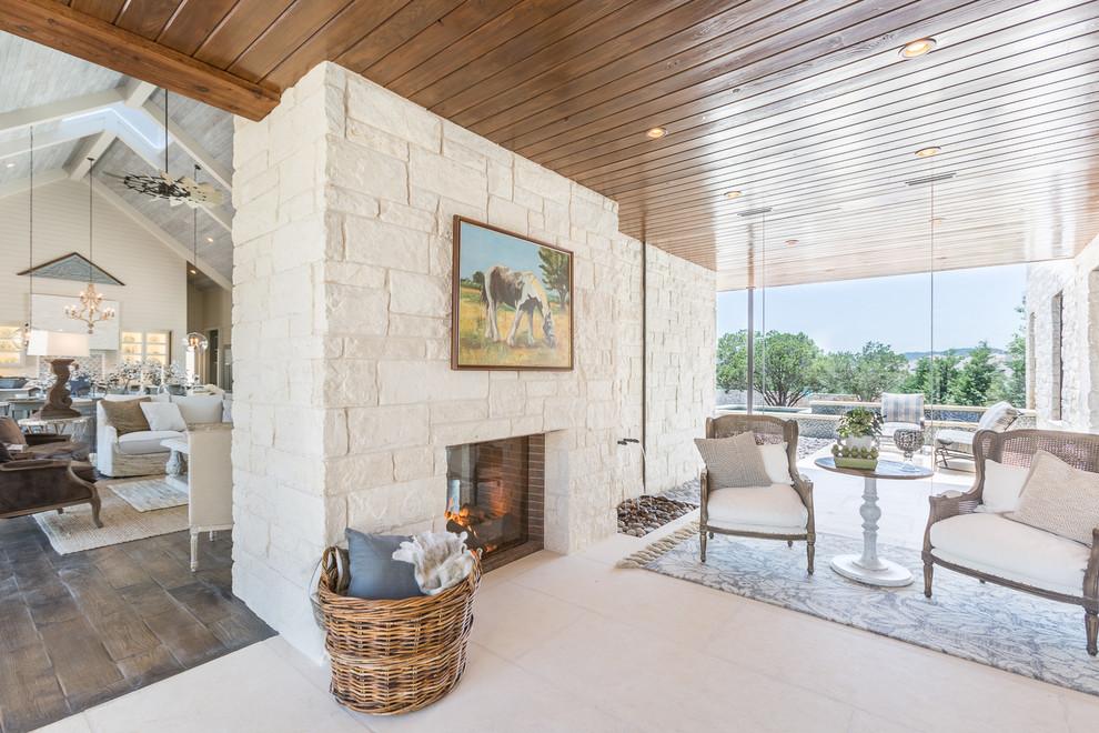 15 Wonderful Farmhouse Sunroom Designs Worth Checking Out