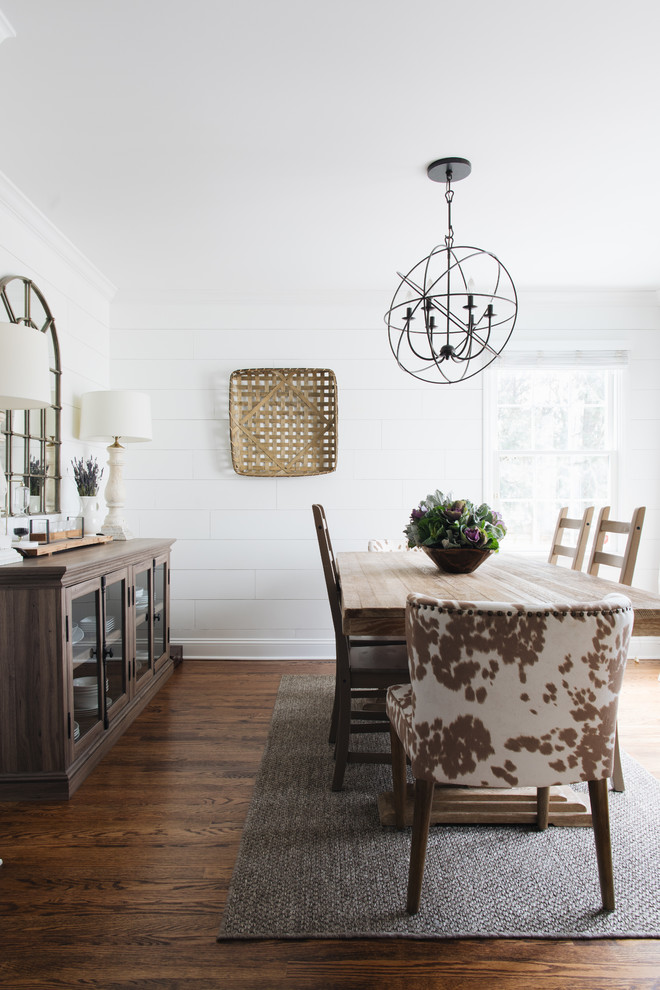 16 Blissful Farmhouse Dining Room Designs Youll Fall In Love With