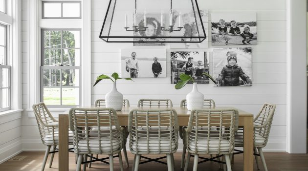 16 Blissful Farmhouse Dining Room Designs You'll Fall In Love With
