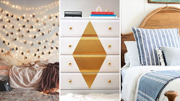 16 Incredible DIY Bedroom Decor Ideas Anyone Can Make