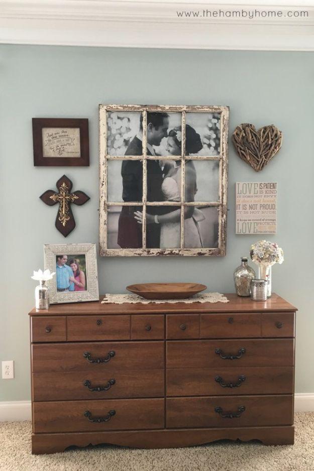 16 Incredible DIY Bedroom Decor Ideas Anyone Can Make